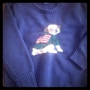 Polo& Mango Sweater.